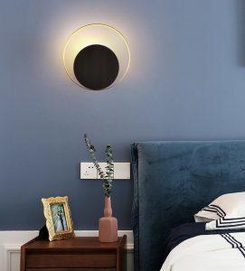 Circle Wall Lamp