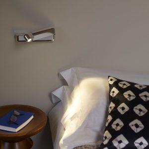 Corsa LED Bedside Light