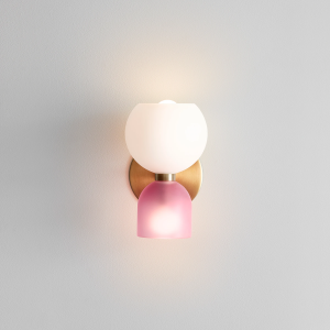 Edie and Betty Wall lamp