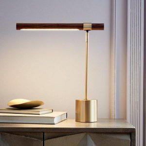 Linear Wood LED Task Light