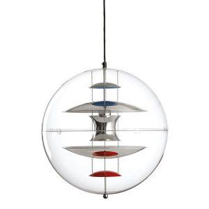 VP Globe Glass pendant lamp