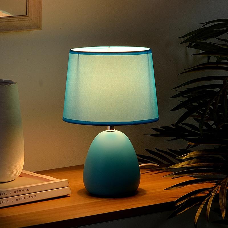 Colorful Ceramic Table Lamp