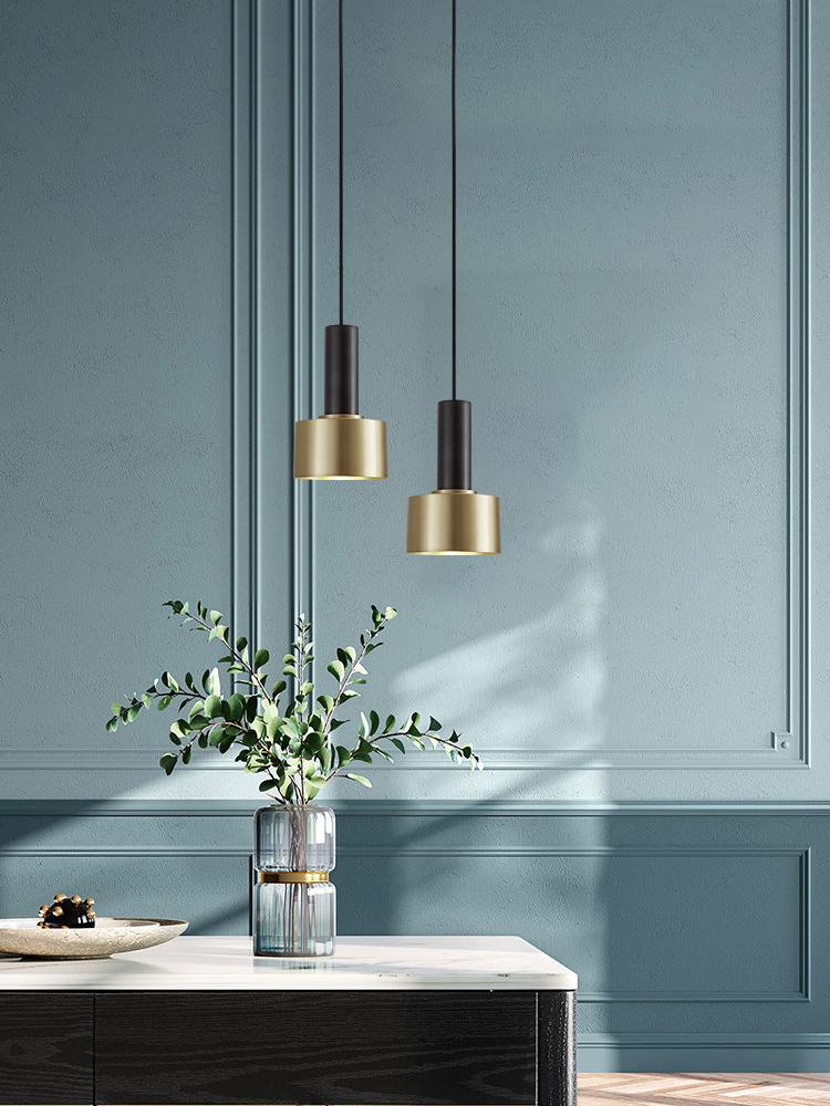 Brass Bell Pendant Lamp