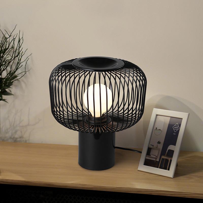 Hollow Lantern Table Lamp