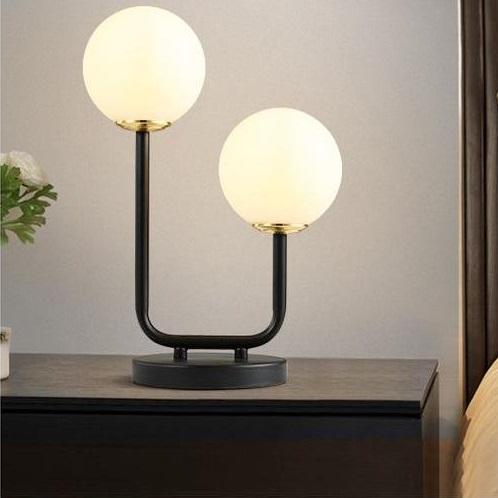 Double Head Table Lamp