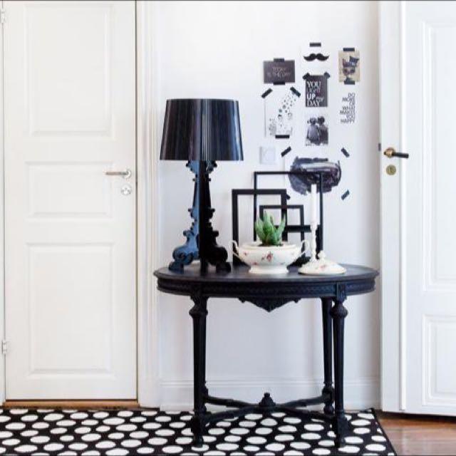 kartell bourgie bordslampa